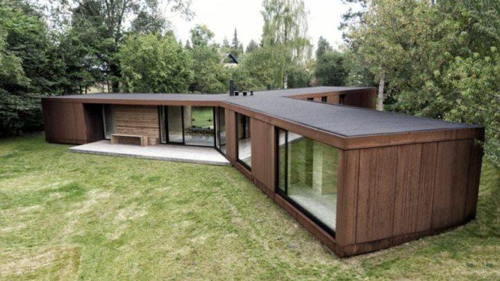 Προκατασκευασμένο Σπίτι